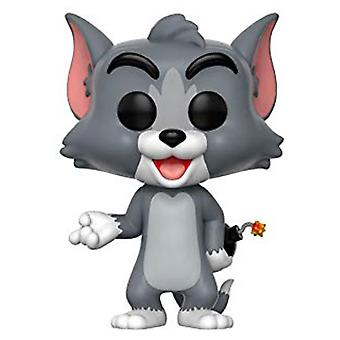 Tom y Jerry Tom con Explosive US Exclusive Pop! Vinilo