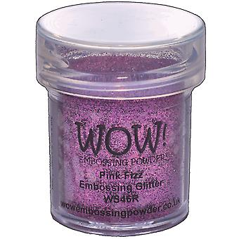 Wow! Embossing Powder 15Ml Pink Fizz Wow Ws46r