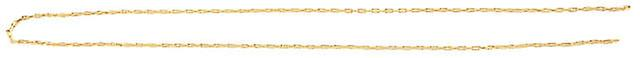 Gold Elegance 14K Gold Plated Beads & Findings 18