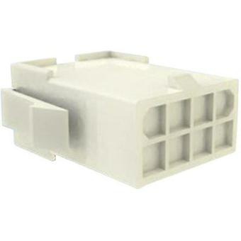 Socket enclosure - cable Universal-MATE-N-LOK Total number of pins 6 TE Connectivity 172331-1 1 pc(s)
