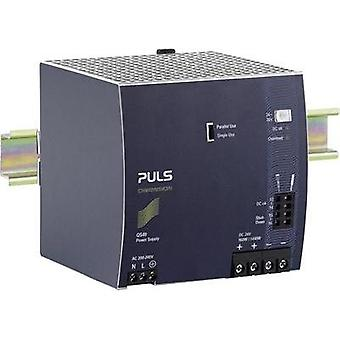 Rail mounted PSU (DIN) PULS DIMENSION QS40.244 24 Vdc 40 A 960 W 1 x