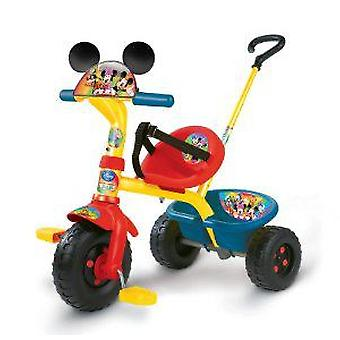 Smoby Be Fun Mickey Tricycle (Outdoor , On Wheels , Bikes And Tricycles)