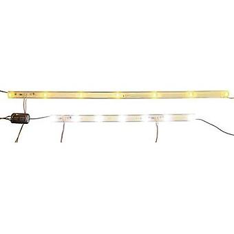 Passenger car lighting Suitable for: Digitaal Yellow Mayerhofer Modellbau 919701