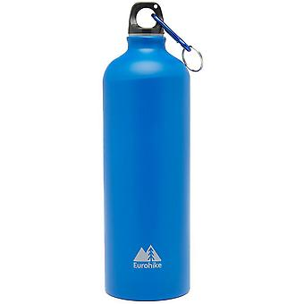 Eurohike Aqua 1L Aluminium Water Bottle