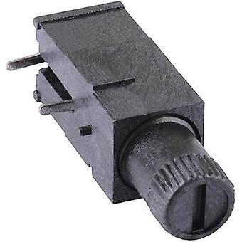 Fuse holder Suitable for Micro fuse 5 x 20 mm 6.3 A Mentor 1906.1031 1 pc(s)