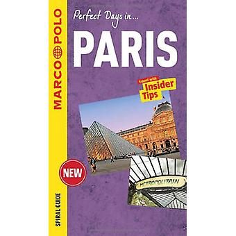Paris Marco Polo Spiral Guide by Marco Polo