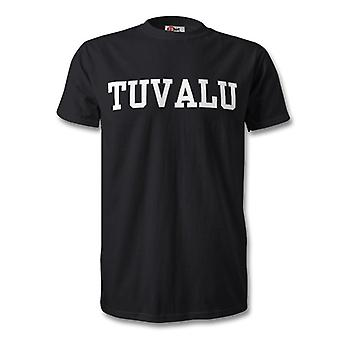Tuvalu Country Kids T-Shirt