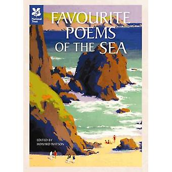 Favourite Poems of the Sea by Howard Watson