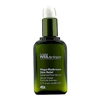 Origins Dr. Andrew Mega-Mushroom Skin Relief Advanced Face Serum 50ml/1.7oz