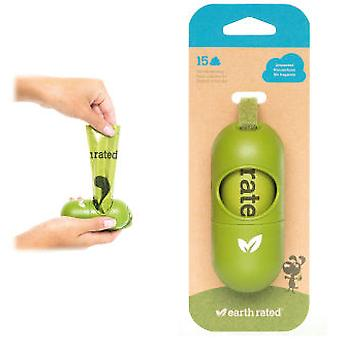 Earth Rated No Perfume Dispenser Unit Bags