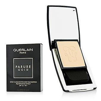 Parure Gold Rejuvenating Gold Radiance Powder Foundation SPF 15 - # 01 Beige Pale - 10g/0.35oz