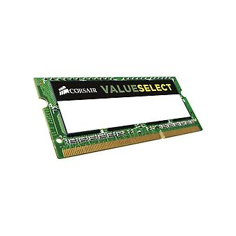 Corsair VS 8 g SODIMM DDR3L 1600 MHz, 1x204 SO DIMM