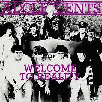 Unge - velkommen til virkeligheden EP [Vinyl] USA import