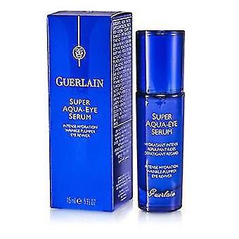 Guerlain-Super Aqua olhos soro - hidratação intensa Plumper rugas olho Reviver - 15ml/0,5 oz