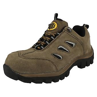 Mens Truka Steel Toe Cap Safety Boots A2051