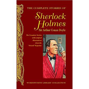Complete Sherlock Holmes (Wordsworth Library Collection) (Hardcover) by Doyle Sir Arthur Conan