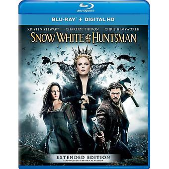 Snow White & the Huntsman [Blu-ray] USA import
