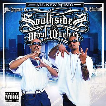 Mr. Capone-E & Mr. Criminal - South Side's Most Wanted [CD] USA import