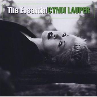 Cyndi Lauper - Essental Cyndi Lauper [DVD] USA import