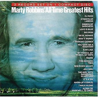 Marty Robbins - All-Time Greatest Hits [CD] USA import