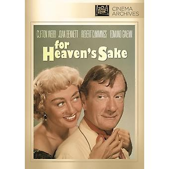 For Heaven's Sake [DVD] USA import