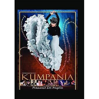 Kumpania [DVD] USA importerer