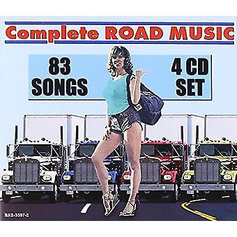 Música de carretera completa - completa camino musical [CD] USA importar