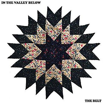 In the Valley Below - Belt [CD] USA import