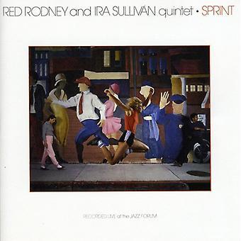 Rodney/Sullivan - Sprint [CD] USA import
