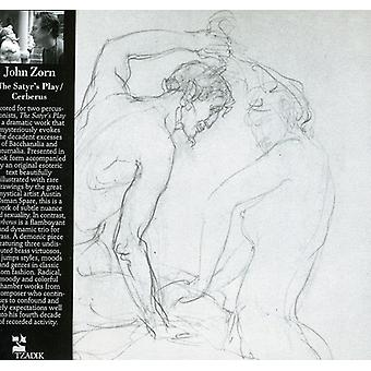 J. Zorn - John Zorn: The Satyr's Play; Cerberus [CD] USA import