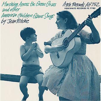 Jean Ritchie - marschieren über the Green Grass & Other American C [CD] USA import