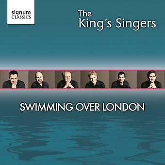 King's Singers - Swimming Over London [CD] USA import