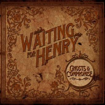 Waiting for Henry - Ghosts & Compromise [CD] USA import