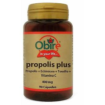 Obire Propolis Plus 90Cap. (Vitamins & supplements , Royal jelly, bee pollen & propolis)