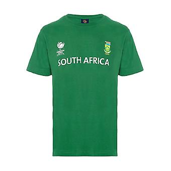 ICC Champions Trophy 2017 South Africa Tee Small Green