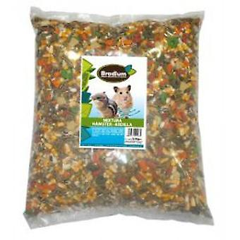 Bradium Mixture 15Kg Bulk Bradium Hamster / Squirrel (Small pets , Dry Food and Mixtures)