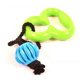 Duvo+ Octopus TPR Floating with Rope  (Dogs , Toys & Sport , Aquatic Toys)