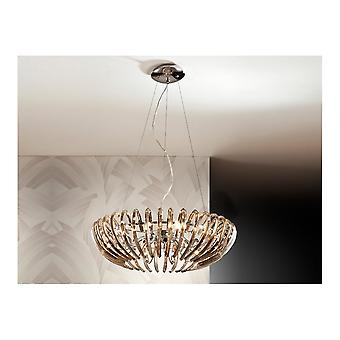 Schuller Ariadna Open Oval Champagne Chandelier