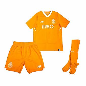 2017-2018 Porto Away Little Boys Mini Kit
