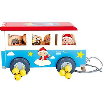 Legler Bus  Hombrecito of the Arena  (Toys , Preschool , Babies , Push And Pull Toys)