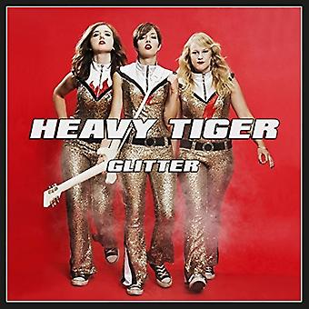 Tunge Tiger - Glitter [CD] USA importerer