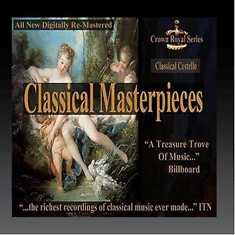 Various Artist - Classical Cestello - Classical Masterpieces [CD] USA import