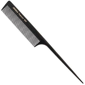 Janeke Titanium comb 860 Pua Fina (Hair care , Combs and brushes , Accessories)