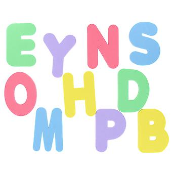 Art & Craft EVA Foam Pack of 26 Colourful Letters