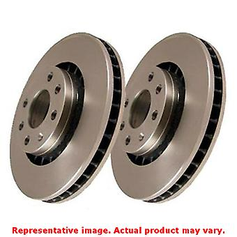 EBC Brakes RK7380 EBC Brake Rotor - Ultimax OE Style Disc Kit Front Fits:CHRYS