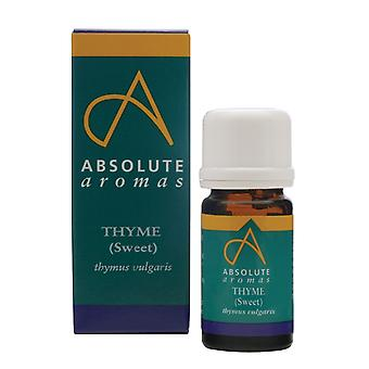 Absolute Aromas, Thyme Sweet Oil, 10ml