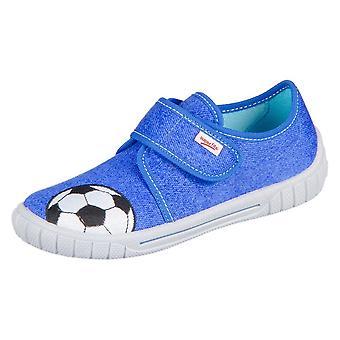 Zapatos de niños universal Bill Bluet Kombi Textil 80027385 Superfit