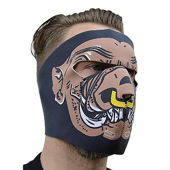100% neopren Full ansiktsmaske