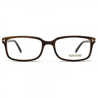 Tom Ford FT5209 bril In lichtbruin