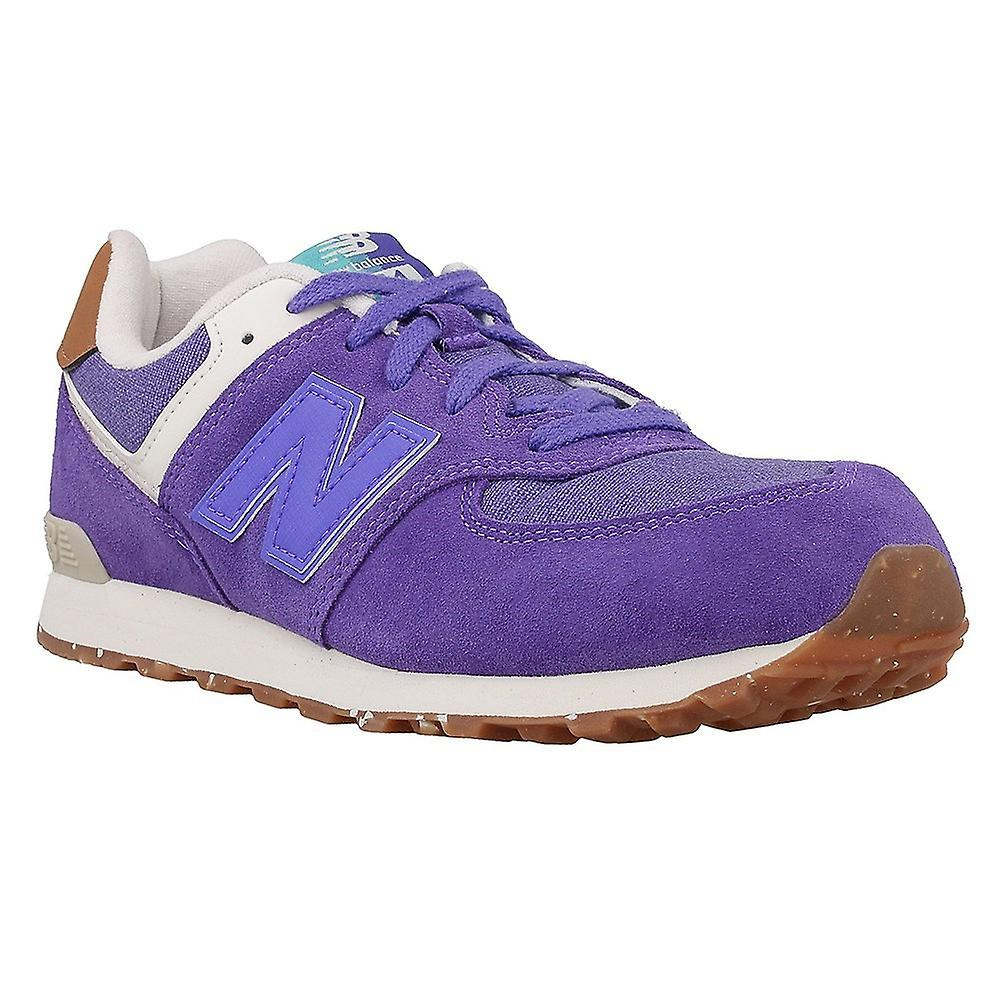 New Balance KL574EUG universal all year kids shoes